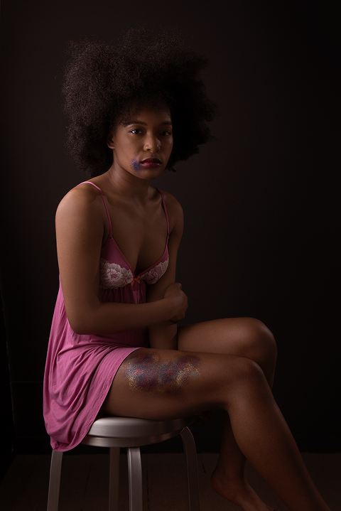 Conceptual and Emotive Portrait by Amanda Umberger Photography and Motion Fine Art and Emotional Portraits Domestic Violence Awareness
